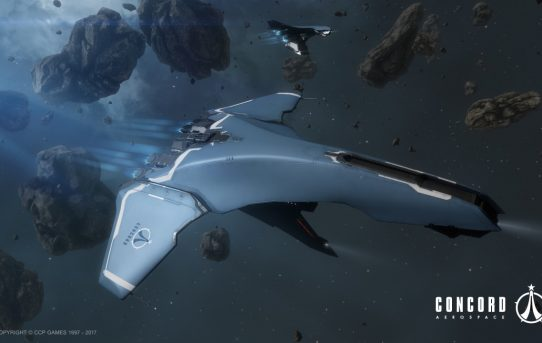 Concord Ships, Coming Soon, Cov Ops, Force Recon, Black Ops...