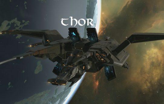 "Eve Online -FW- Vexor ""Floki the Reckoning"""